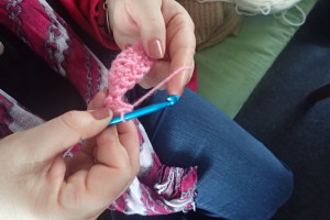 Crochet Warm Up